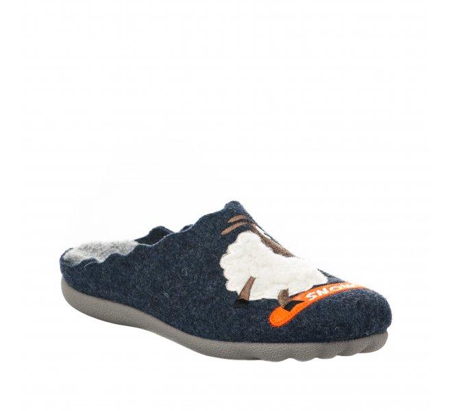 Chaussures fille - HDC - Bleu marine