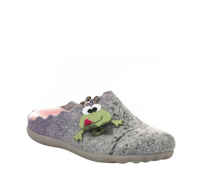 Chaussures fille - HDC - Gris