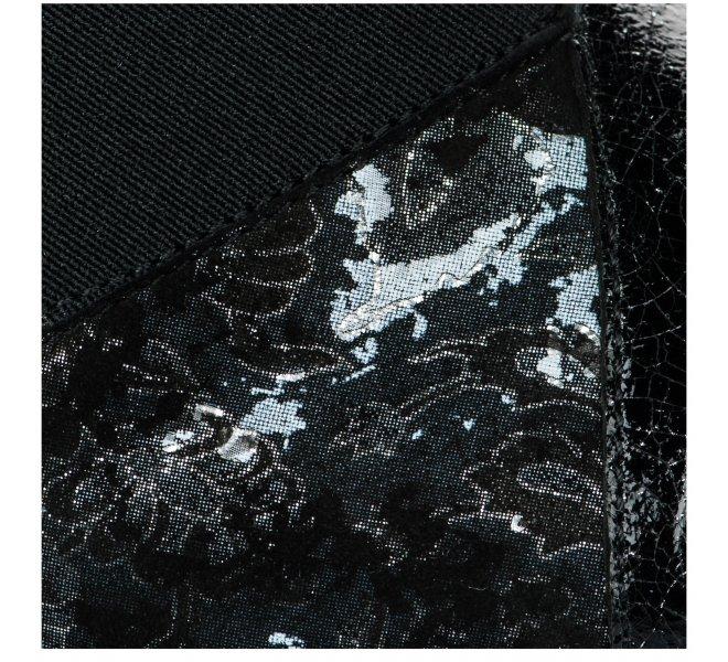 Escarpins fille - UN TOUR EN VILLE - Noir