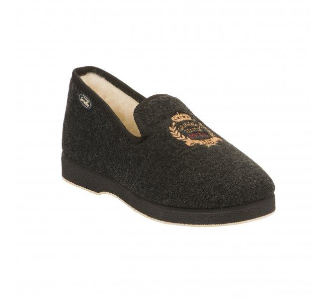 Chaussures garçon - SEMELFLEX - Gris anthracite