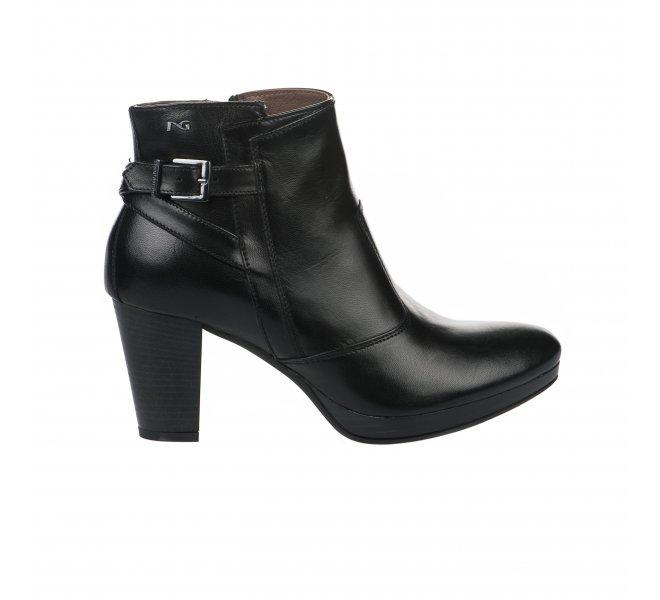 Boots fille - NEROGIARDINI - Noir