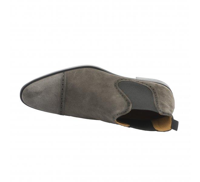 Boots garçon - PELLET - Gris