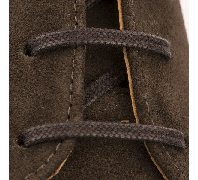 Chaussures à lacets garçon - PELLET - Marron