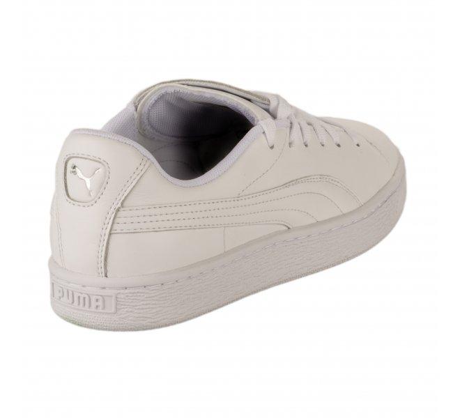 Baskets fille - PUMA - Blanc