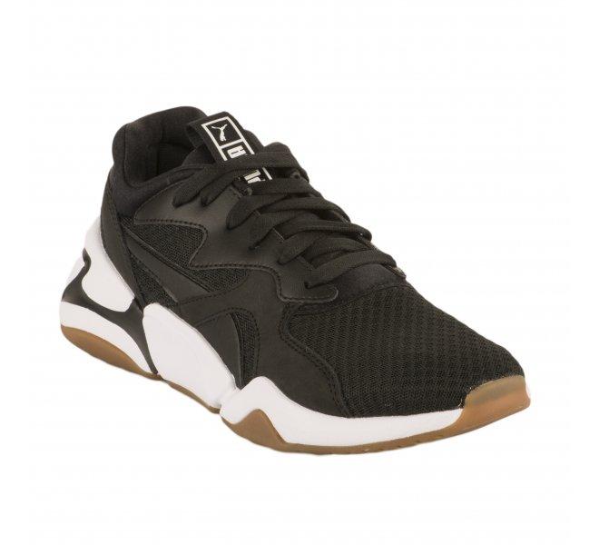 Baskets mixte - PUMA - Noir