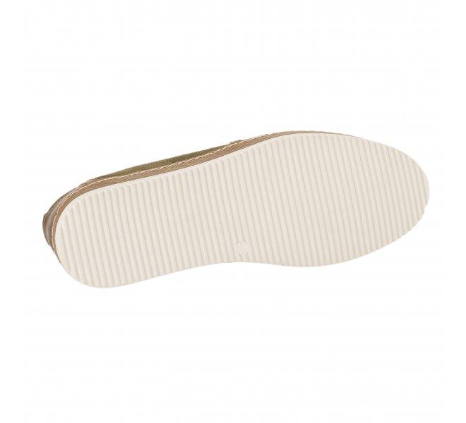 Chaussures basses garçon - FIRST COLLECTIVE - Kaki