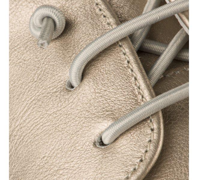 Chaussures à lacets fille - MIGLIO - Dore mordore
