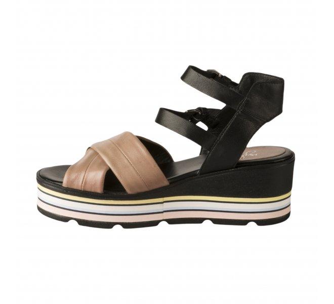 Nu pieds fille - MIGLIO - Bicolore