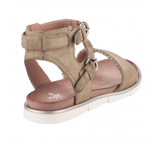 Nu pieds fille - MIGLIO - Kaki