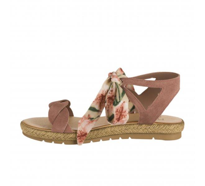 Nu pieds fille - MIGLIO - Rose
