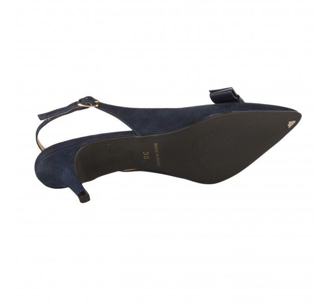 Escarpins fille - STYME - Bleu marine