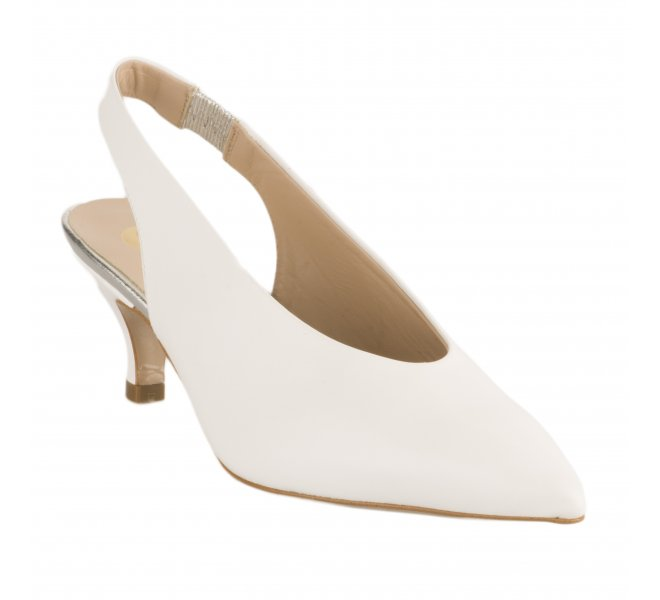 Escarpins fille - GIKO - Blanc