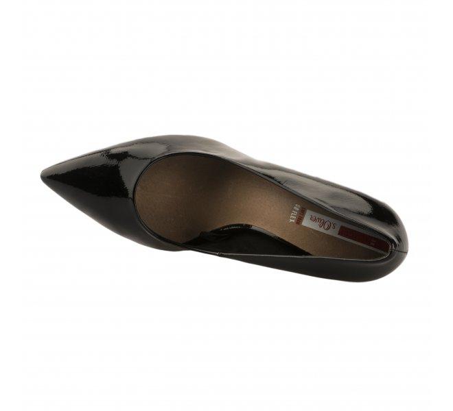 Escarpins fille - S OLIVER - Noir verni