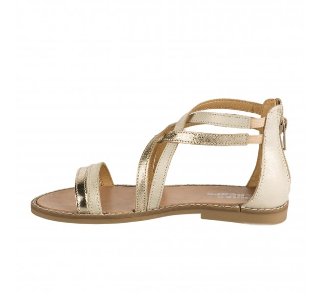 Nu-pieds fille - APPLES & PEARS - Dore