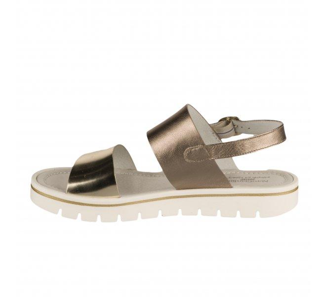 Nu-pieds fille - NEROGIARDINI - Bronze