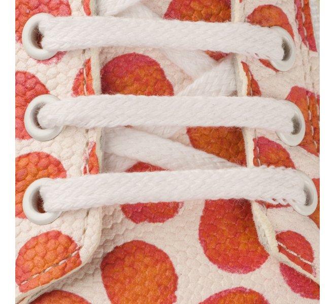 Baskets fille - BOPY - Corail