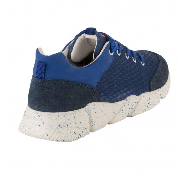 Baskets garçon - CKS - Bleu