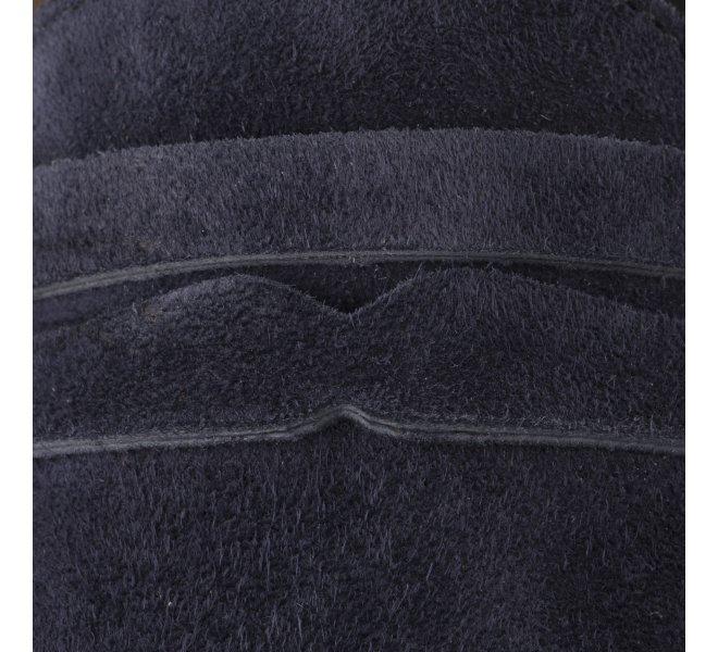 Mocassins fille - FANTASY - Bleu