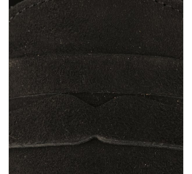 Mocassins fille - FANTASY - Noir
