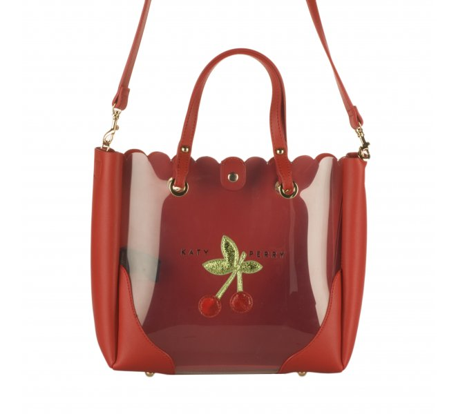 Sac à main fille - KATY PERRY - Rouge