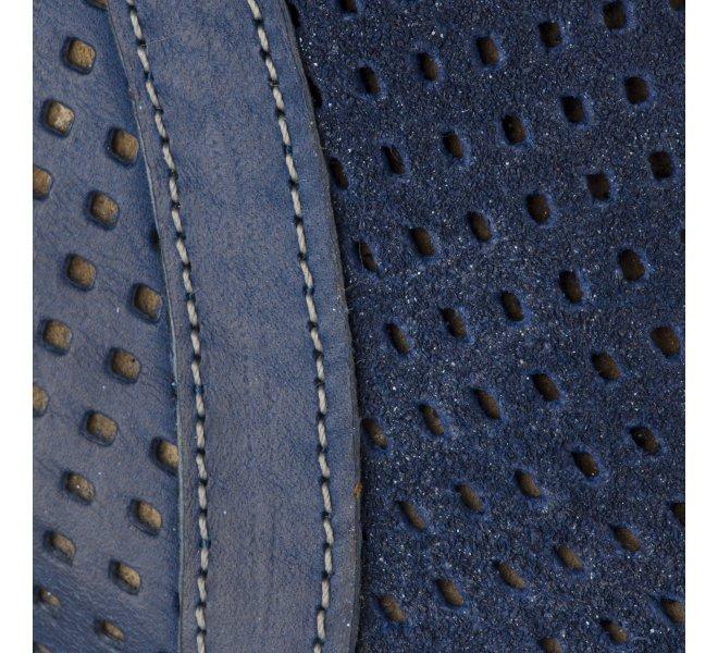 Boots fille - CASTA - Bleu