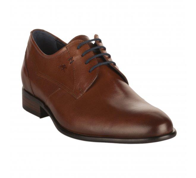 Chaussures à lacets garçon - FLUCHOS - Marron