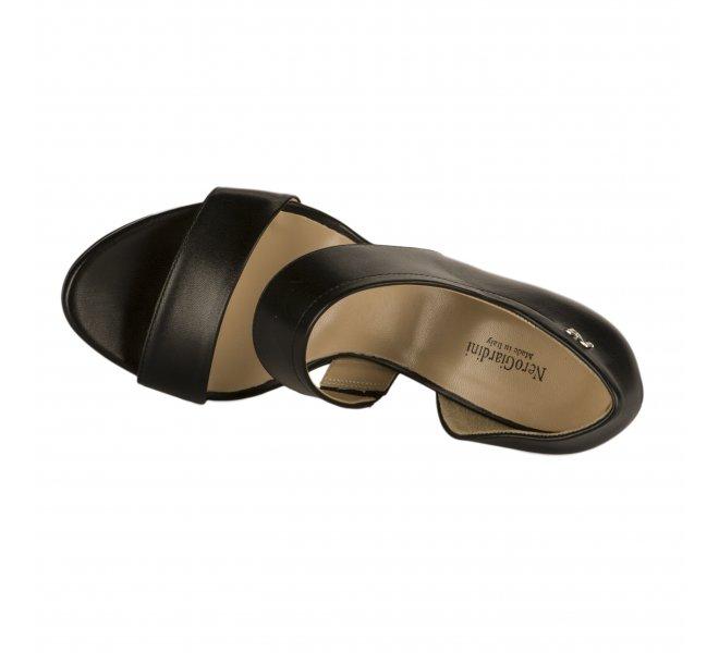Nu pieds fille - NEROGIARDINI - Noir