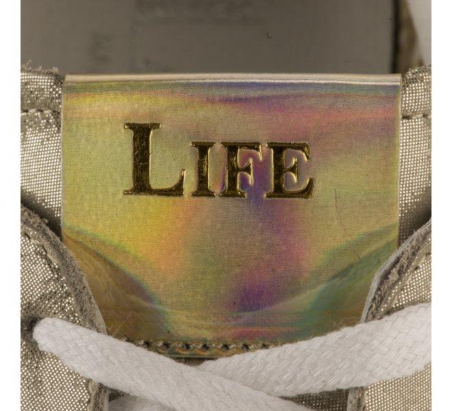 Baskets mode fille - LIFE - Dore mordore