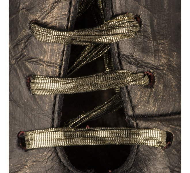 Nu pieds fille - PAPUCEI - Noir
