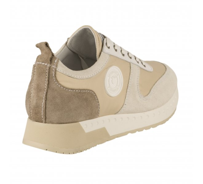 Baskets mode fille - PATAUGAS - Beige