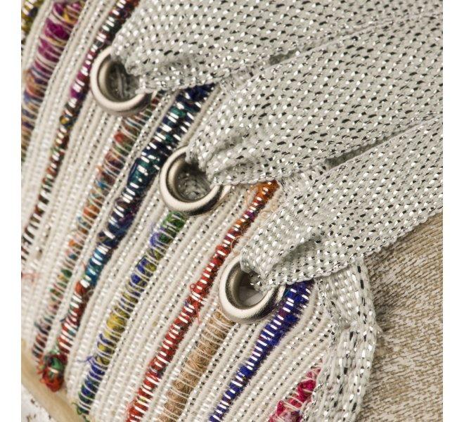 Espadrilles fille - HDC - Multicolore