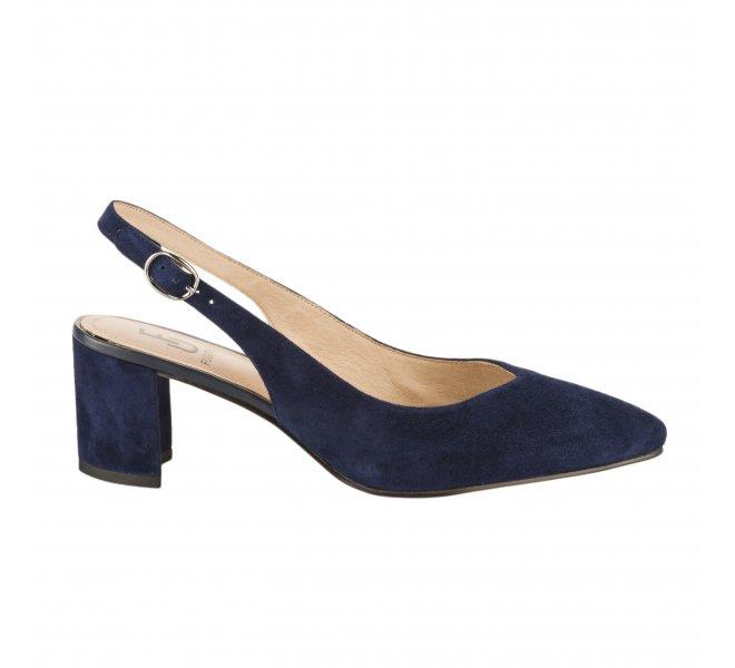 Escarpins fille - FUGITIVE - Bleu