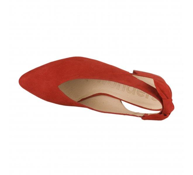 Escarpins fille - WONDERS - Rouge