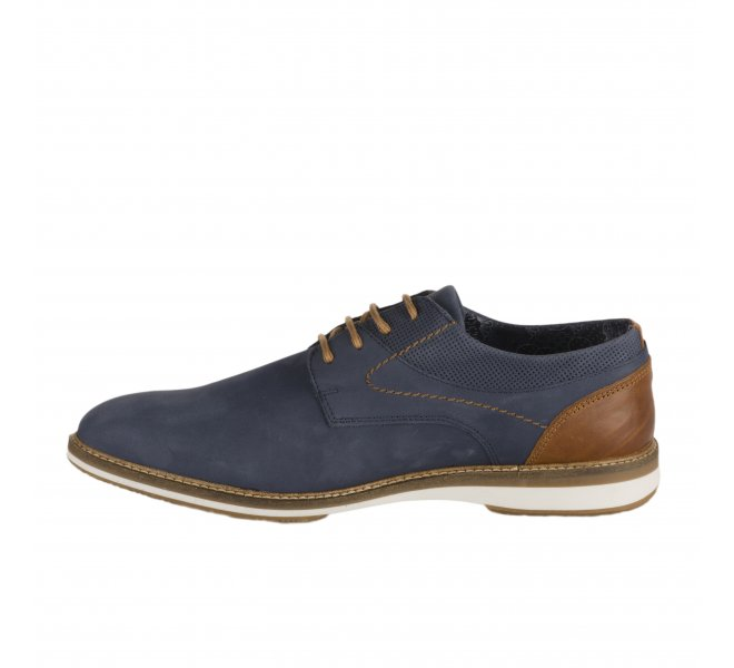 Chaussures à lacets garçon - JOOZE - Bleu