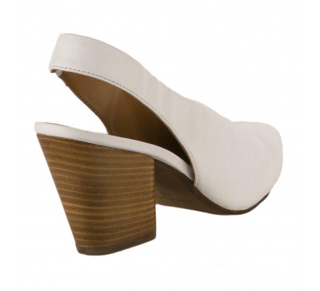Escarpins fille - MIGLIO - Blanc