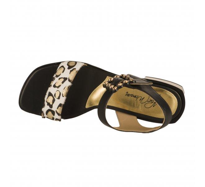 Nu pieds fille - ALPE - Leopard