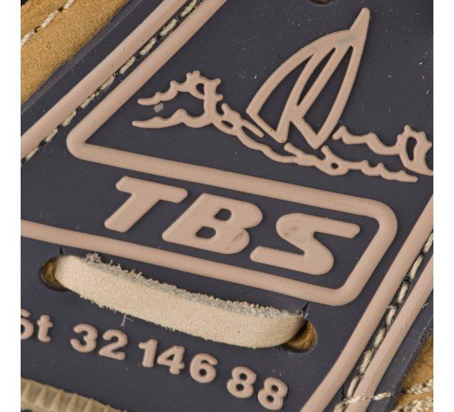 Bateau garçon - TBS - Jaune