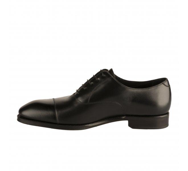Chaussures à lacets garçon - BALLCO - Noir