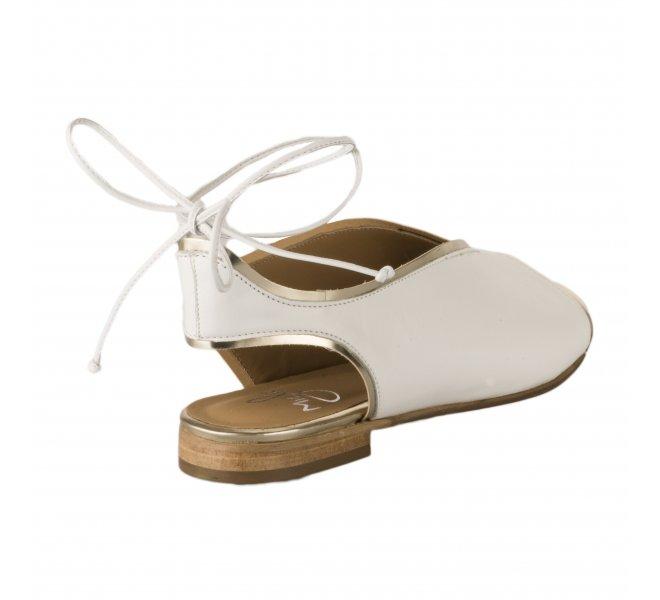 Nu pieds fille - MIGLIO - Blanc