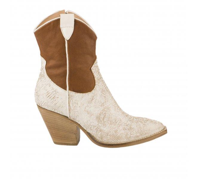 Boots fille - MIGLIO - Blanc