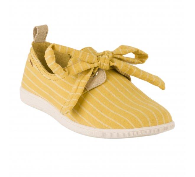 Baskets fille - ARMISTICE - Jaune