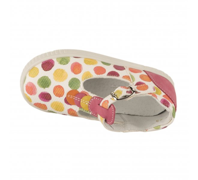 Bottines fille - CHAUSSMOME - Multicolore