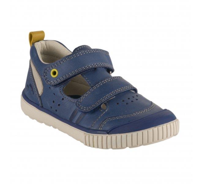 Baskets fille - NOEL - Bleu