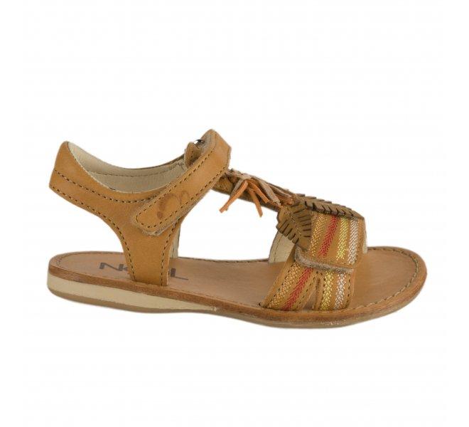 Chaussures fille - NOEL - Naturel