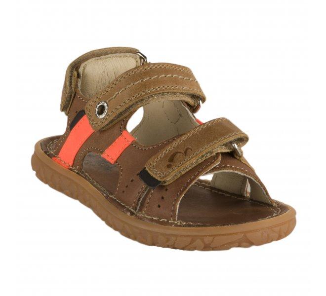 Chaussures fille - NOEL - Marron