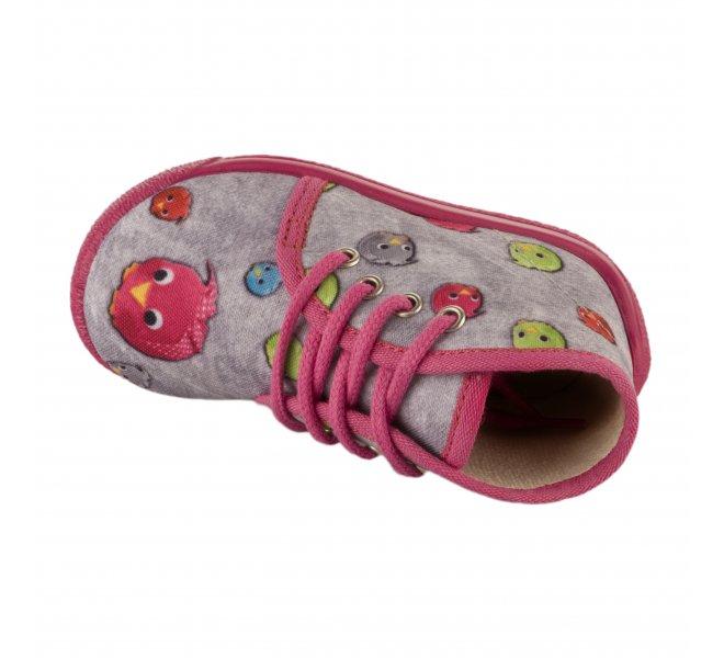Pantoufles fille - BELLAMY - Multicolore