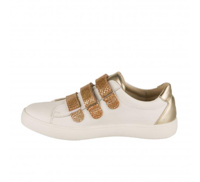 Baskets fille - GBB - Blanc