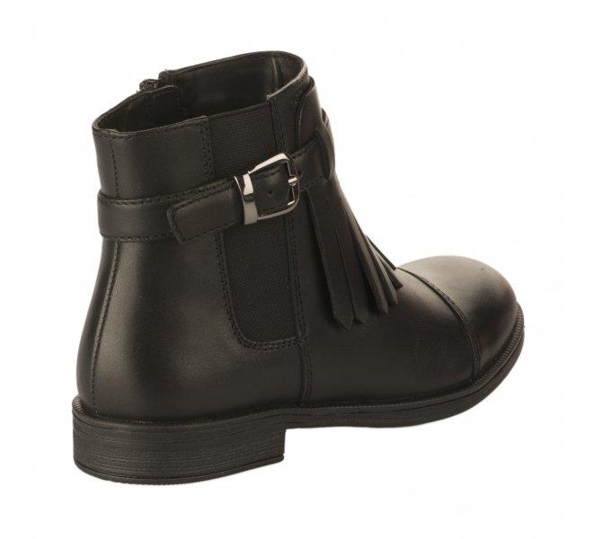 Boots fille - GEOX - Noir
