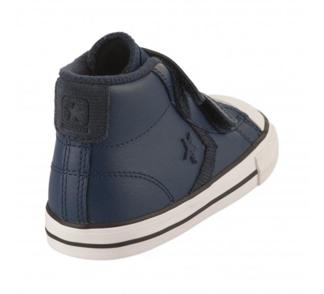 Baskets garçon - CONVERSE - Bleu marine