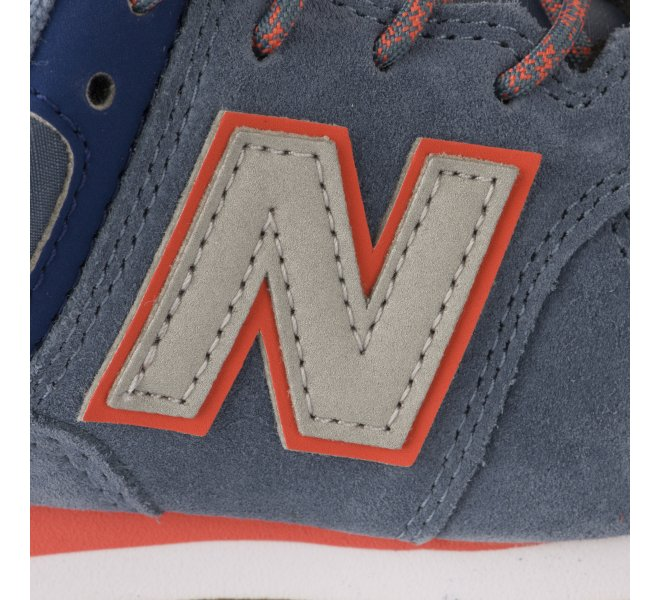 Baskets mixte - NEW BALANCE - Bleu
